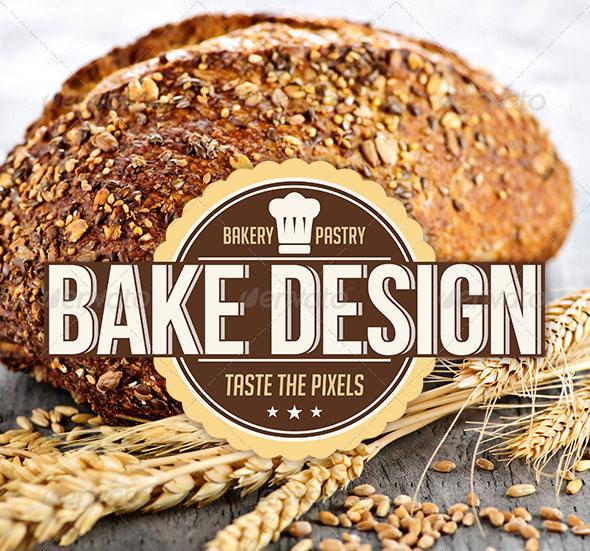 Bake Design Logo
