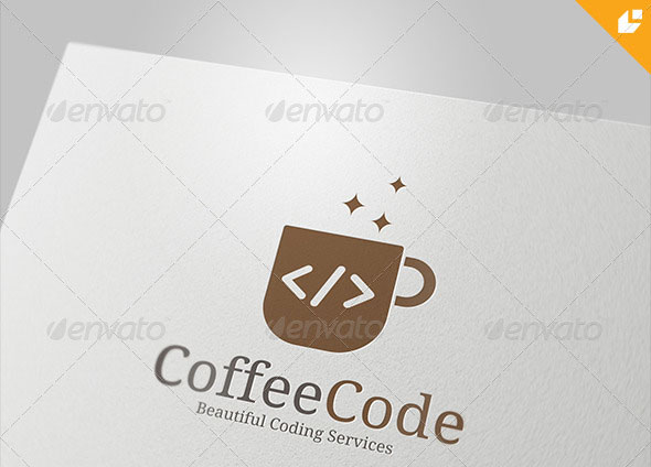 Coffee Code Logo