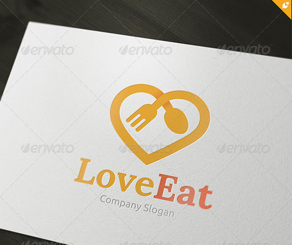 Love Food Logo