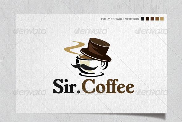 Sir Coffee Logo