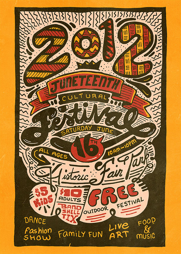 18 awesome flyer  poster designs