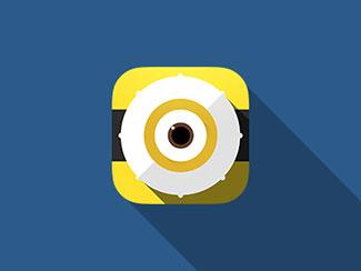 Minion iOS7 Icon