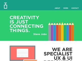 Explosive Brands website