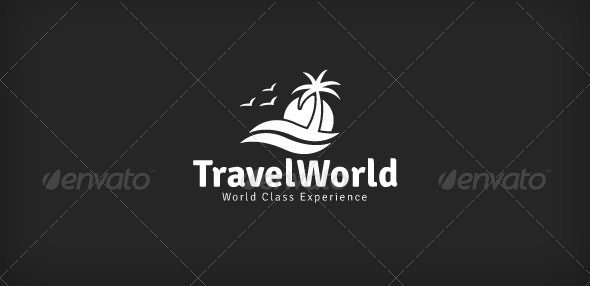 Travel World Logo