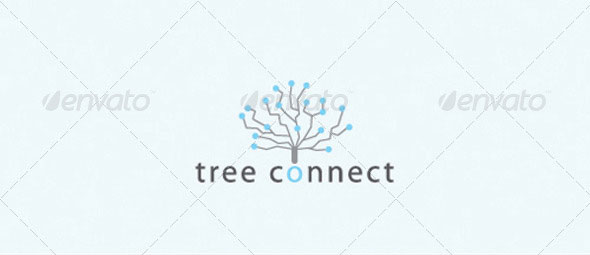 Tree-connect logo