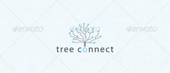 Tree-connect logo