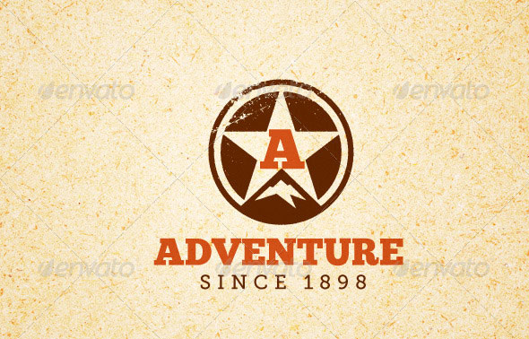 Adventure Sports Creative Logo Template