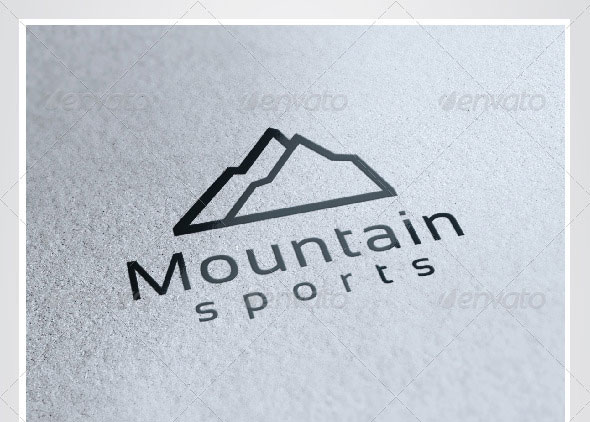 Mountain Sports Logo