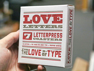 Love Letters Packaging