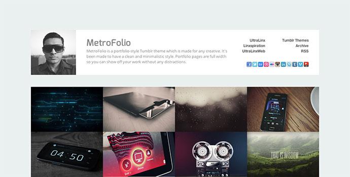 MetroFolio