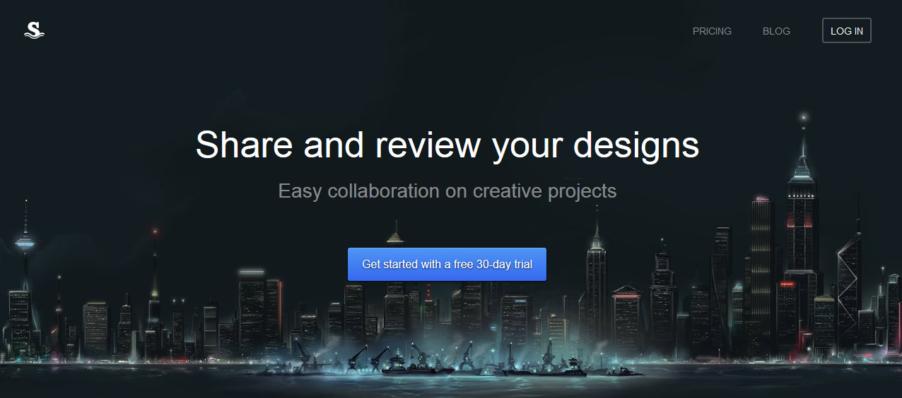 48 Landing Page Design Examples