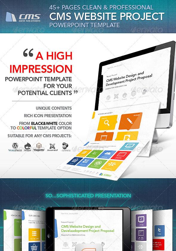 PRO CMS Web Project Presentation