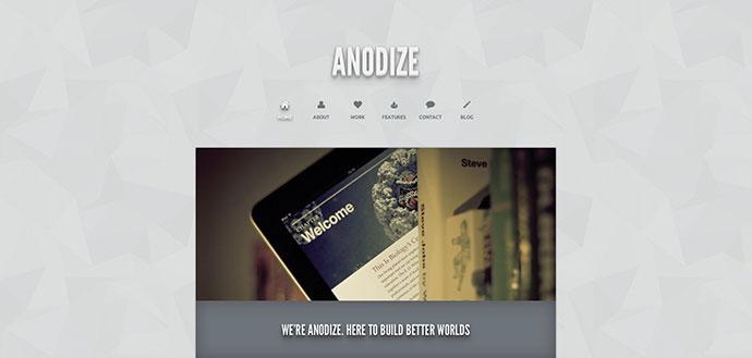 Anodize