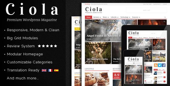 Ciola