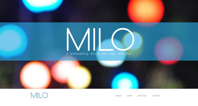 35 Professionally Designed Adobe Muse Templates | Web & Graphic ...
