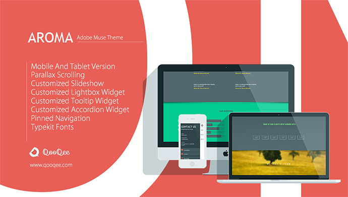 adobe muse mobile templates 35 professionally designed adobe muse templates web