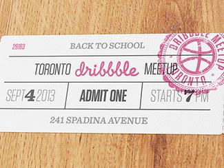 Toronto Dribbble