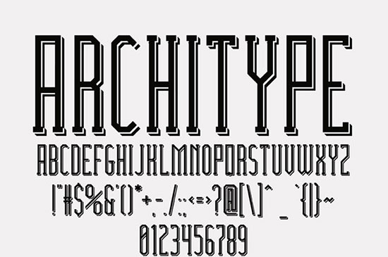 Architype Display
