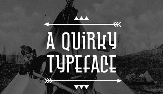 Baffled Typeface