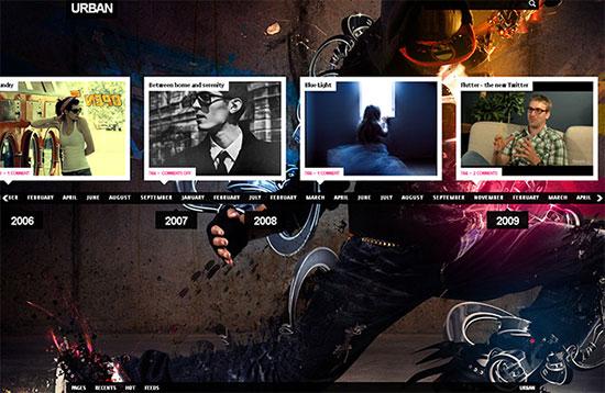 Urban: A Free WordPress Theme