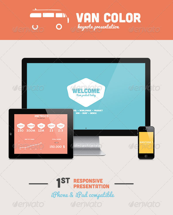 30 Beautifully Designed Keynote Themes 2019 – Bashooka