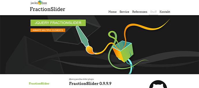 FractionSlider