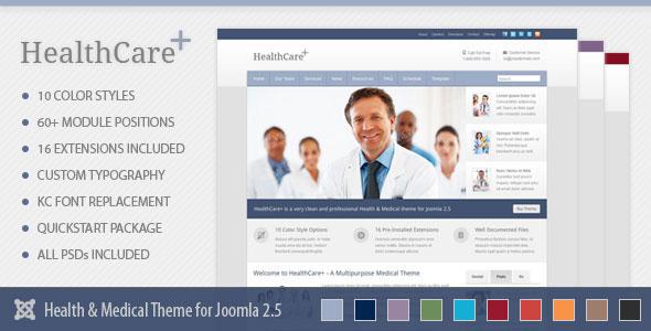 HealthCare+