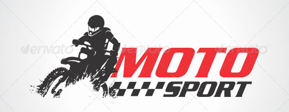 Moto sport logo graphic design pinterest for Motosport templates