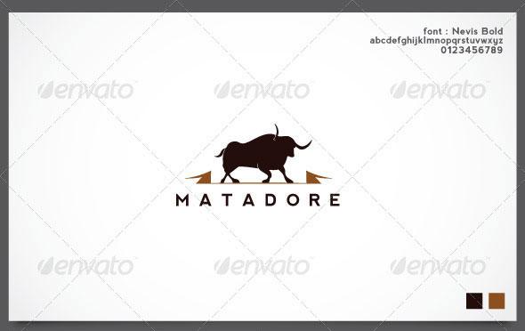 Matadore - Logo Template