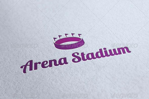 Logo Arena Stadium
