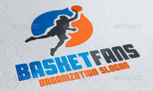 Basket Fans Logo