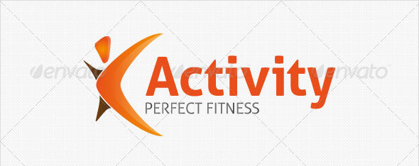 Activity Fitness Logo