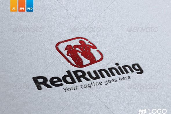 Red Running