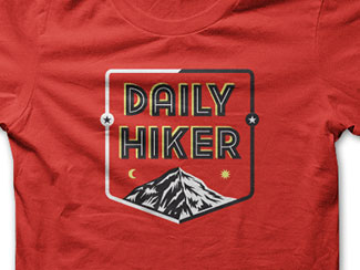 Daily Hiker T-Shirt