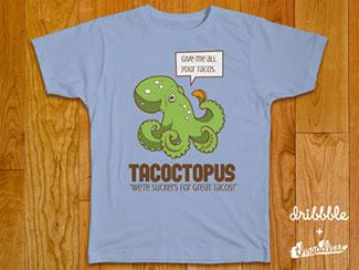 Tacoctopus T-shirt