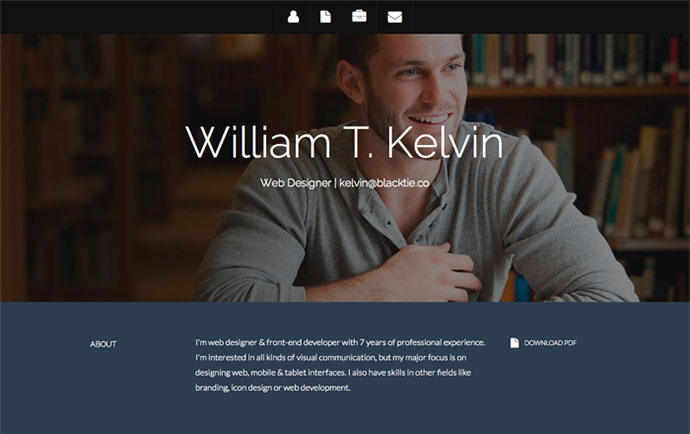 Kelvin-resume
