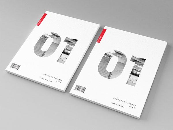 Magazine Cover.
