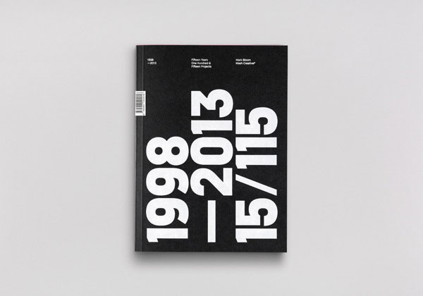 115 Projects Book