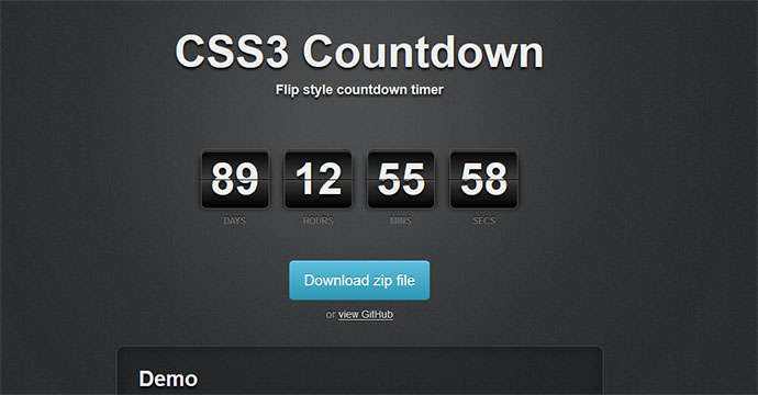 15 jquery  u0026 css3 countdown timer scripts