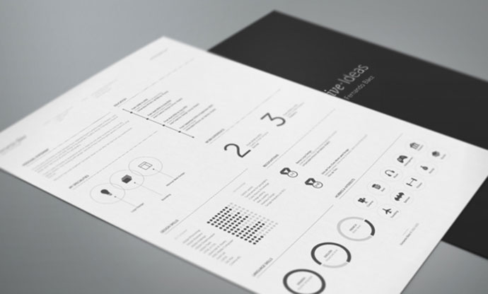 Free Cv Resume Templates  Html Psd  Indesign   Web  Graphic