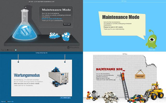 14 WordPress Coming Soon & Maintenance Mode Plugins - Bashoo