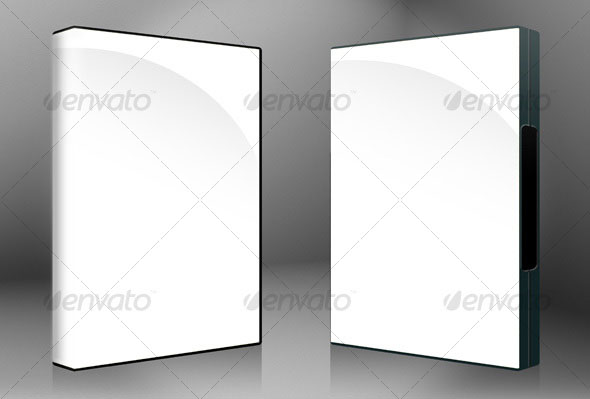 DVD Templates - Layered PSD