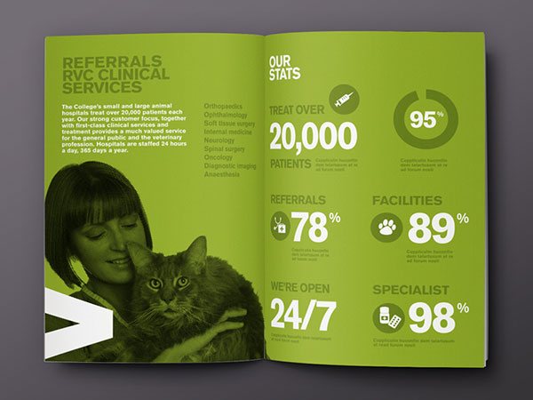 RVC Clinical services brochure
