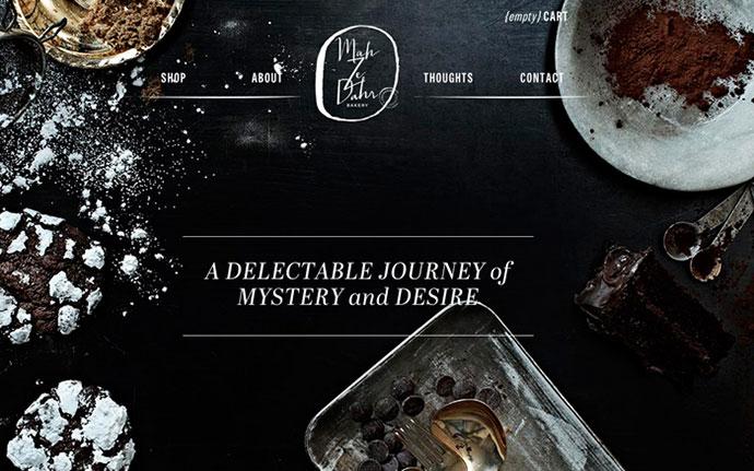 Mah Ze Dahr Bakery by http://winfieldco.com/