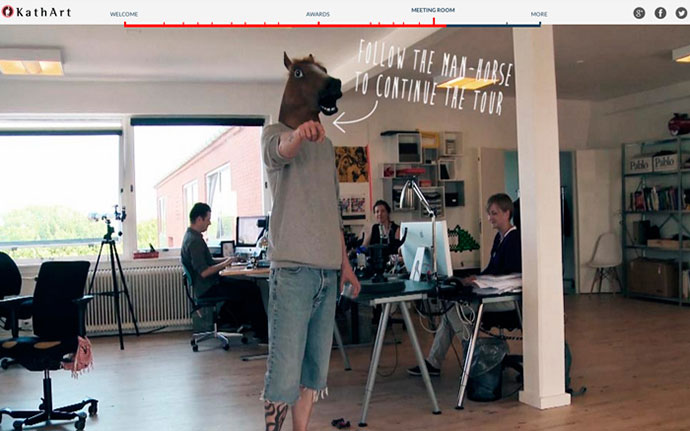 KathArt Interactive - take the tour by http://www.kathart.dk