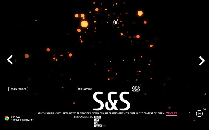 Sixty FPS by http://www.sixtyfps.com.au