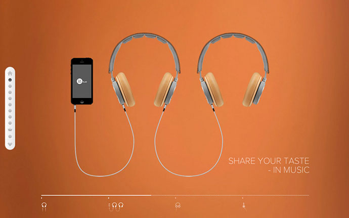 BeoPlay H6 by http://www.hellomonday.com