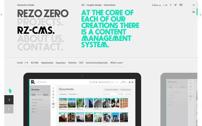 REZO ZERO by http://rezo-zero.com