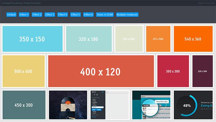 15 Best Responsive jQuery Image Gallery Plugins – Bashooka