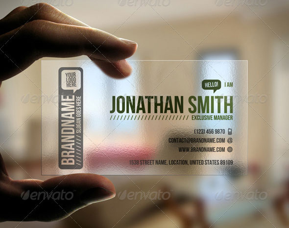 56 visually stunning psd business card templates web graphic transparent business card reheart Gallery